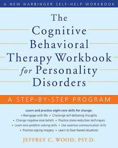 CBT Workbook for Personality Disorders - 2826625074