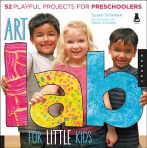 Art Lab for Little Kids - 2854191827