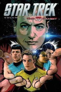 Star Trek Comicband - Qs Schachzug - 2843496066