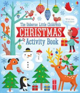 Little Children's Christmas Activity Book - 2843502158