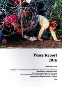 Peace Report 2016 - 2854514854