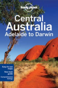 Lonely Planet Central Australia - Adelaide to Darwin - 2826768701