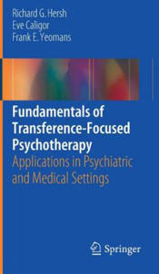 Fundamentals of Transference-focused Psychotherapy - 2854509990