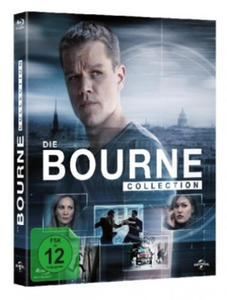 Bourne Collection 1-4 (DigiBook) - 2852639116