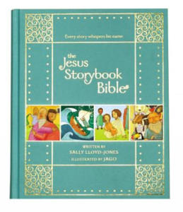 Jesus Storybook Bible Gift Edition - 2869483235