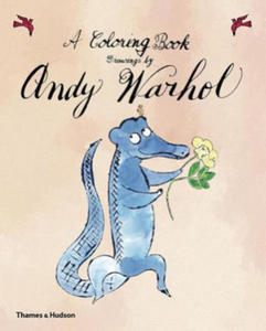 A Coloring Book, Drawings by Andy Warhol - 2854579267