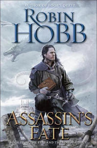 Fitz and the Fool 3. Assassin's Fate - 2850275113