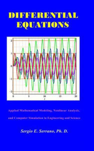 DIFFERENTIAL EQUATIONS. Applied Mathematical Modeling, Nonlinear Analysis, and Computer Simulation in Engineering and Science. - 2862035084