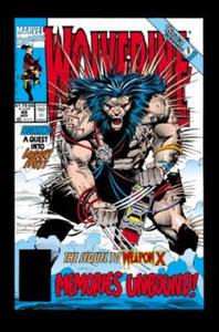 Wolverine: Weapon X Unbound - 2854510155
