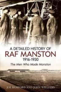 Detailed History of RAF Manston 1916-1930 - 2854294452