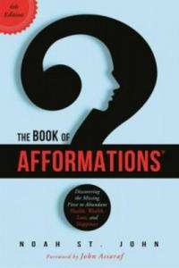 Book of Afformations - 2854190521
