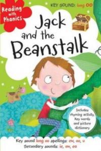Reading With Phonics Jack & Beanstalk - 2854217117