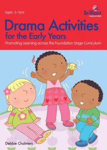 Drama Activities for the Early Years - 2854294639