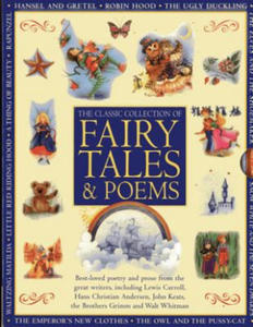 Classic Collection of Fairy Tales & Poems - 2826729042