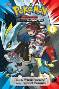 Pokemon Adventures: Black 2 & White 2, Vol. 1 - 2837119654