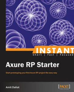 Instant Axure RP Starter - 2893476894