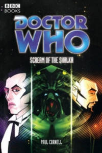 Doctor Who the Scream of the Shalka - 2826905852