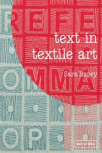 Text in Textile Art - 2854295230