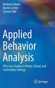 Applied Behavior Analysis - 2852495226