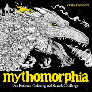 Mythomorphia: An Extreme Coloring and Search Challenge - 2837312333