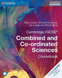 Cambridge IGCSE (R) Combined and Co-ordinated Sciences Coursebook with CD-ROM - 2854510682