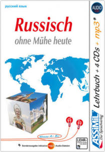 Assimil Russisch ohne Mühe heute, Lehrbuch + 4 Audio-CDs + 1 MP3-CD - 2844388339