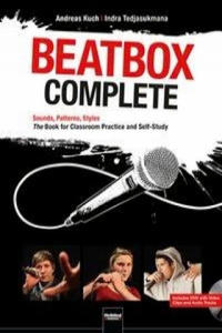 Beatbox Complete. English Edition - 2856482607