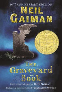 The Graveyard Book - 2826673495