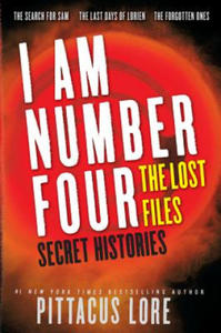 I am Number Four Secret Histories - 2826713506