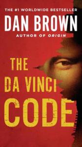 The Da Vinci Code. Sakrileg, engl. Ausg. - 2826800457