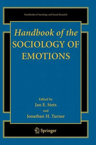 Handbook of the Sociology of Emotions - 2826650102