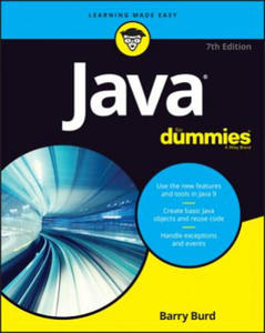 Java for Dummies, 7th Edition - 2854520992