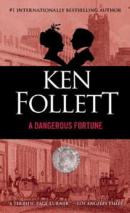 A Dangerous Fortune. Die Pfeiler der Macht, englische Ausgabe - 2850425528