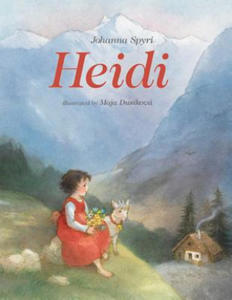 Johanna Spyri, Maja Dusíková - Heidi
