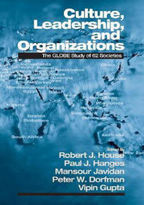 Culture, Leadership, and Organizations - 2854296377
