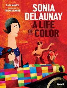 Sonia Delaunay: Art Is Life - 2869584142