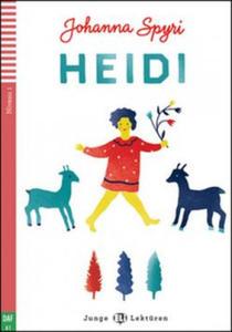 Johanna Spyri - Heidi - 2858842477