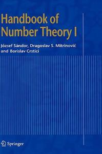 Handbook of Number Theory I - 2826936685