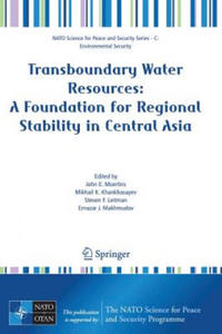 Transboundary Water Resources: A Foundation for Regional Stability in Central Asia - 2897689270