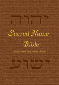 Sacred Name Bible - 2843910907