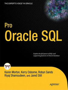 Pro Oracle SQL - 2826683482
