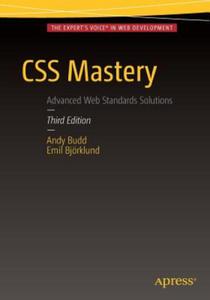 CSS3 Mastery - 2869636666