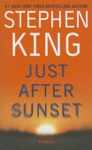Just After Sunset. Sunset, englische Ausgabe - 2903146564