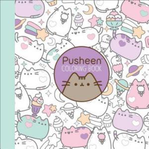 Pusheen Coloring Book - 2838785287
