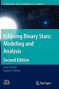 Eclipsing Binary Stars: Modelling and Analysis - 2826979324