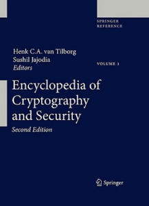 Encyclopedia of Cryptography and Security - 2826724560