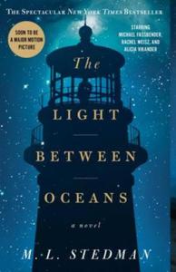 The Light Between Oceans. Das Licht zwischen den Meeren, englische Ausgabe - 2826649211
