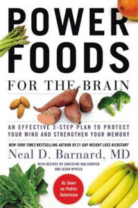 Power Foods for the Brain - 2826751317