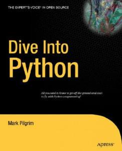 Dive into Python - 2826706018