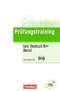 telc Deutsch B1+ Beruf, m. Audio-CD - 2827002935